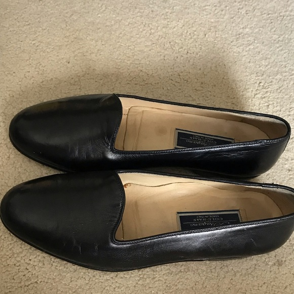 Bragano By Cole Haan Black Loafer Made
